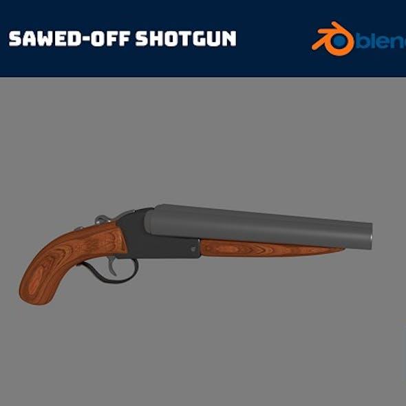 Sawed-off shotgun - Class Code