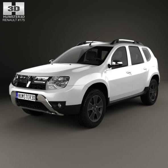 Renault Duster (CIS) 2015 - 3DOcean Item for Sale