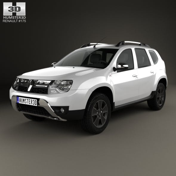 Renault Duster (CIS) 2015