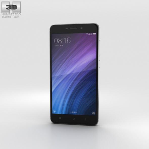 Xiaomi Redmi 4 Dark Gray - 3DOcean Item for Sale
