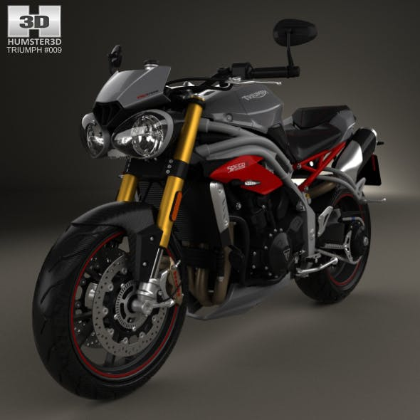 Triumph Speed Triple R 2015