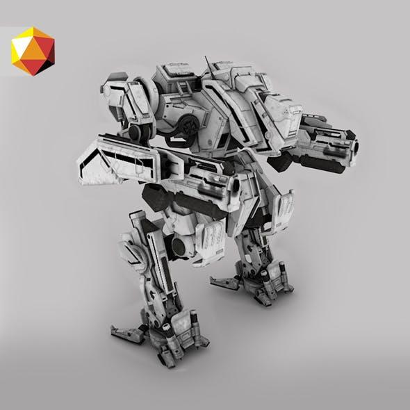 Mech Full model - 3DOcean Item for Sale