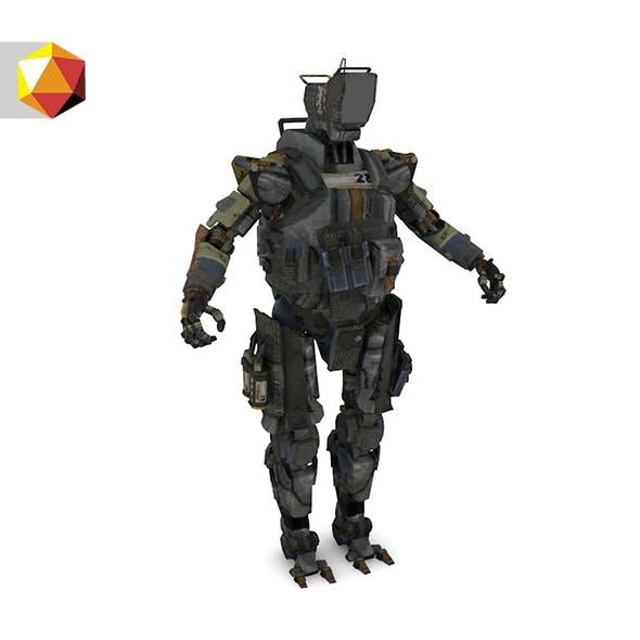 Spectre 3D Model
