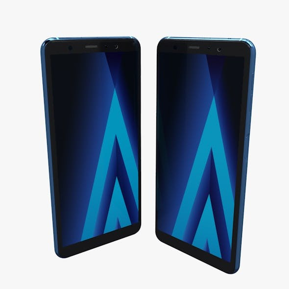 Samsung Galaxy A7 2018 Element 3D V 2.2