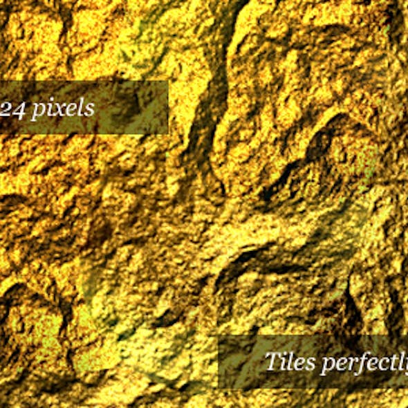 Golden Rock Texture