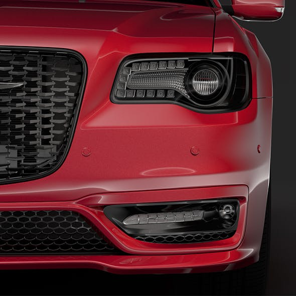 Chrysler 300 S Sport LX2 2018 - 3DOcean Item for Sale