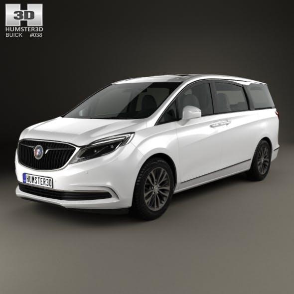 Buick GL8 ES 2016