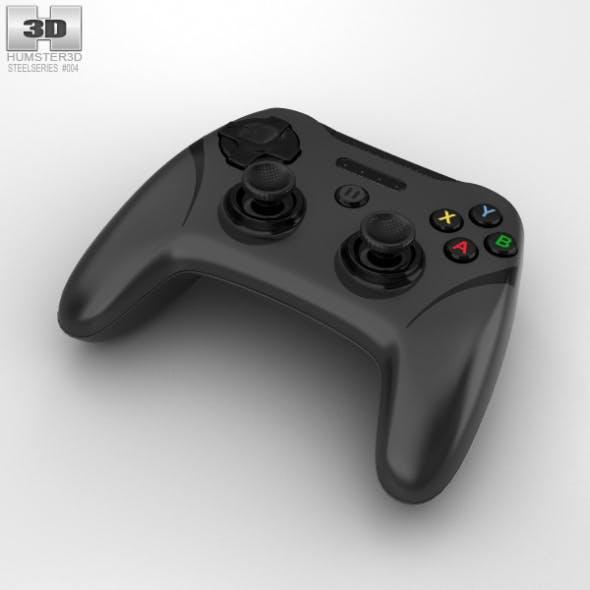 SteelSeries Stratus XL Controller - 3DOcean Item for Sale