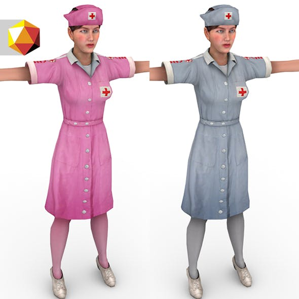 "Nurse ""Different forms"""
