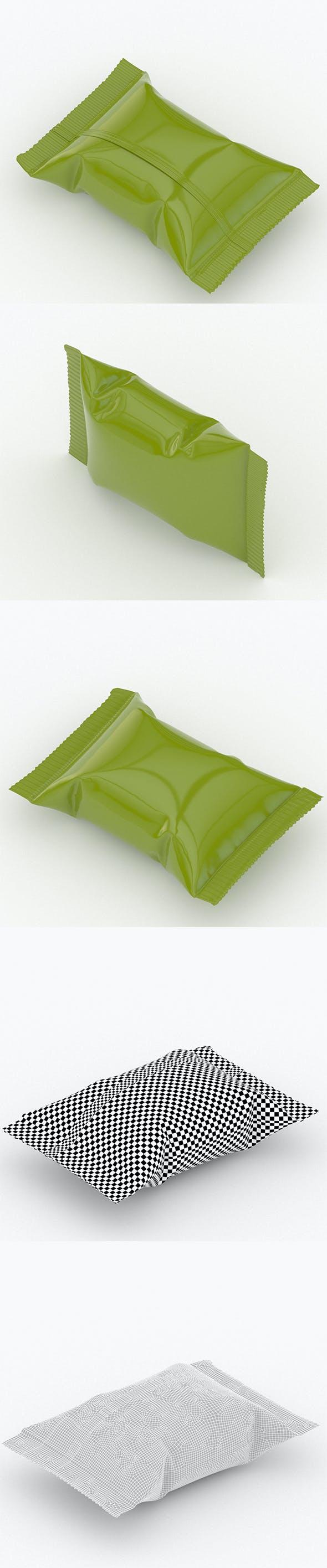 Candy wrapper v4 - 3DOcean Item for Sale