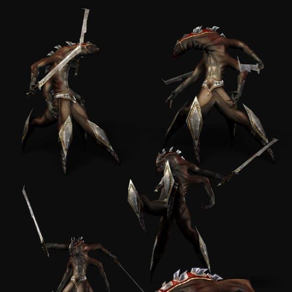Ravager Warrior