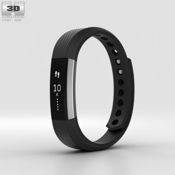 Fitbit Alta Black/Silver