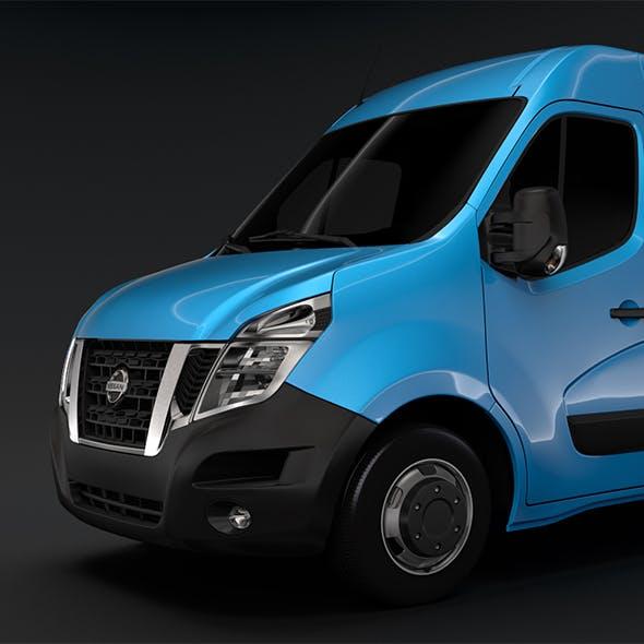 Nissan NV 400 L4H3 MiniBus 2018 - 3DOcean Item for Sale