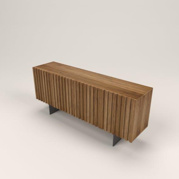 Finn sideboard - 3DOcean Item for Sale