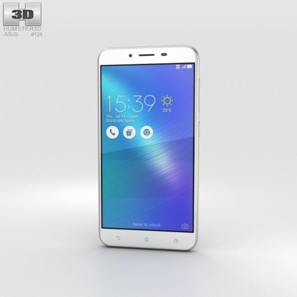 Asus Zenfone 3 Max (ZC553KL) Glacier Silver - 3DOcean Item for Sale