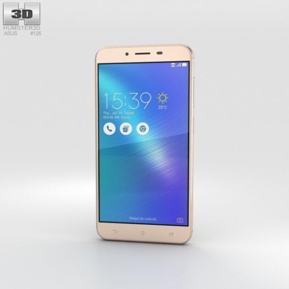 Asus Zenfone 3 Max (ZC553KL) Sand Gold - 3DOcean Item for Sale
