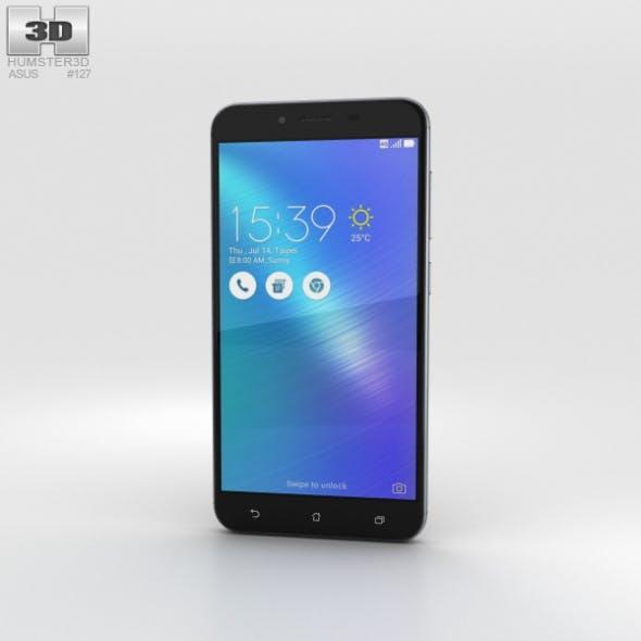 Asus Zenfone 3 Max (ZC553KL) Titanium Gray - 3DOcean Item for Sale