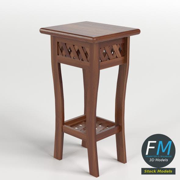 Bedside Table 7 - 3DOcean Item for Sale