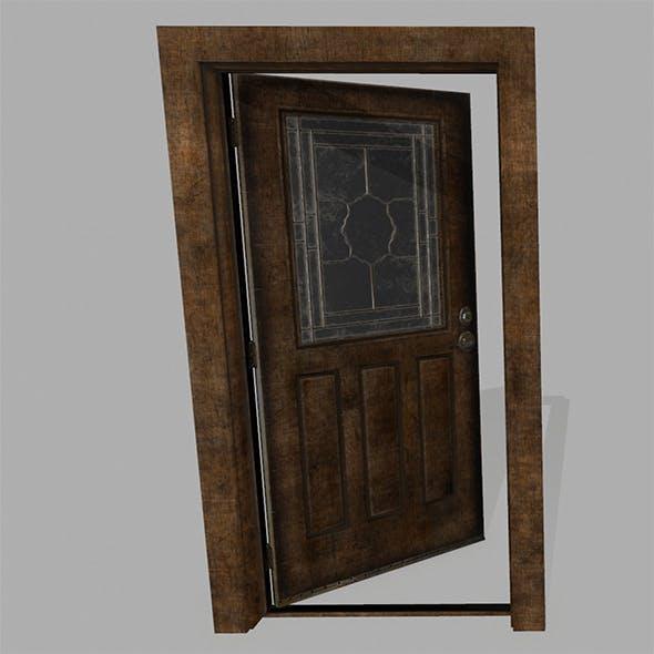 Door_1 - 3DOcean Item for Sale