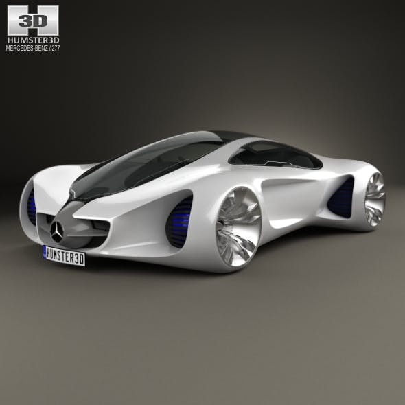 Mercedes-Benz Biome 2010 - 3DOcean Item for Sale