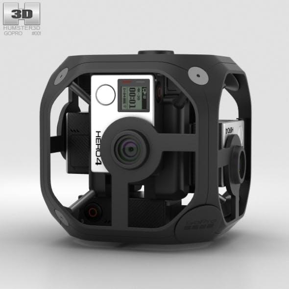 GoPro Omni - 3DOcean Item for Sale