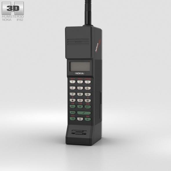 Nokia Cityman 900