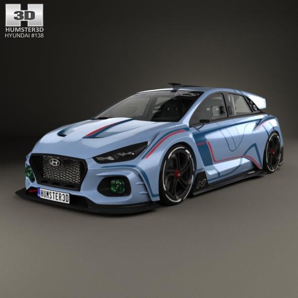 Hyundai RN30 2016 - 3DOcean Item for Sale