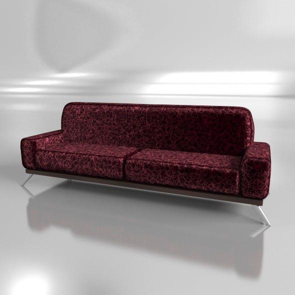 Canape Modern Silk Model