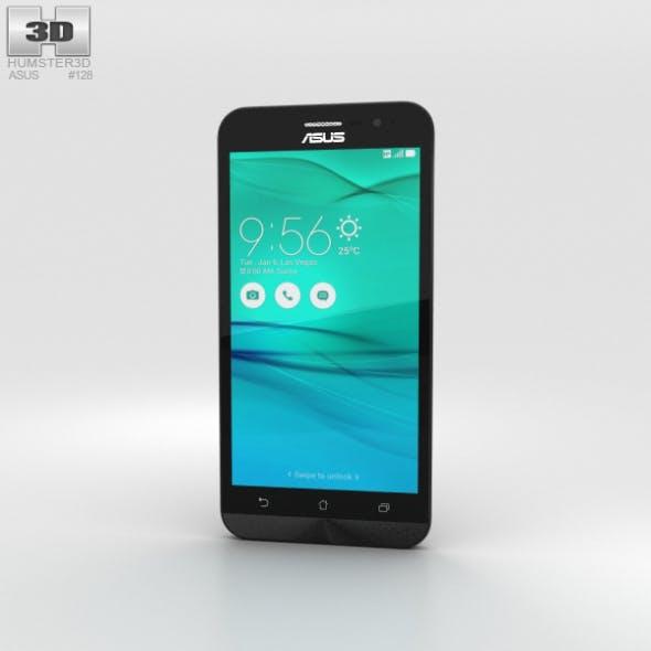 Asus Zenfone Go (ZB500KL) Charcoal Black - 3DOcean Item for Sale