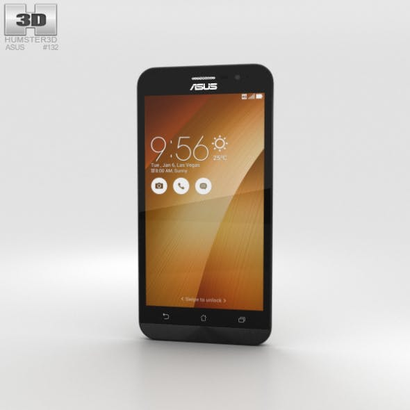 Asus Zenfone Go (ZB500KL) Sheer Gold