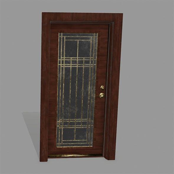 Door_2 - 3DOcean Item for Sale