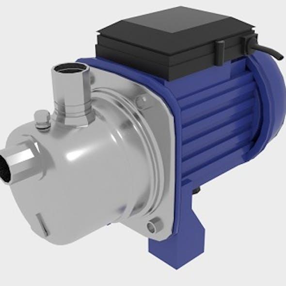 Industrial Self Priming Water Pump