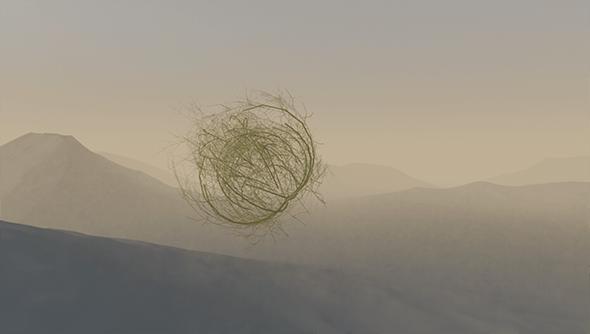 Tumbleweed - 3DOcean Item for Sale