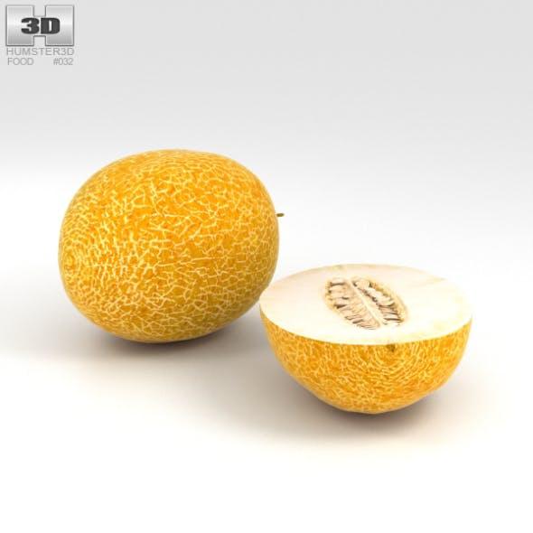 Melon - 3DOcean Item for Sale