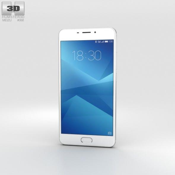 Meizu M5 Note Silver - 3DOcean Item for Sale