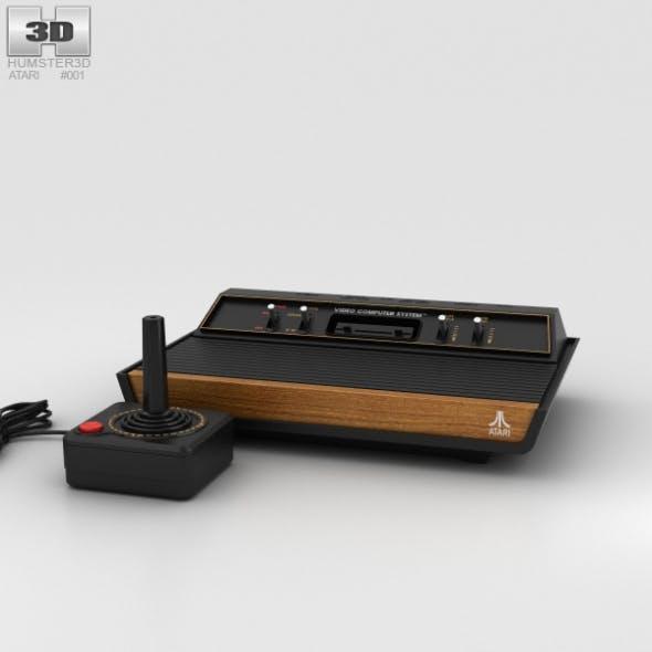Atari 2600 - 3DOcean Item for Sale