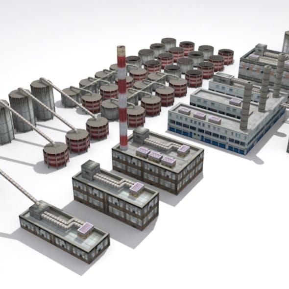 Refinery Set