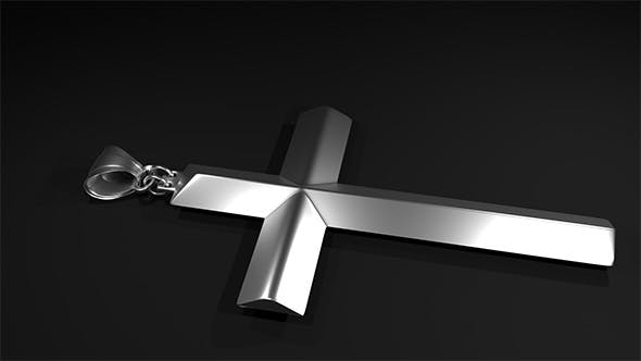 Cross 3D - Print - 3DOcean Item for Sale