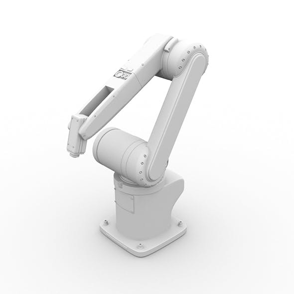 Industrial robot - 3DOcean Item for Sale