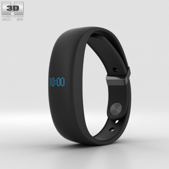 Meizu Band - 3DOcean Item for Sale
