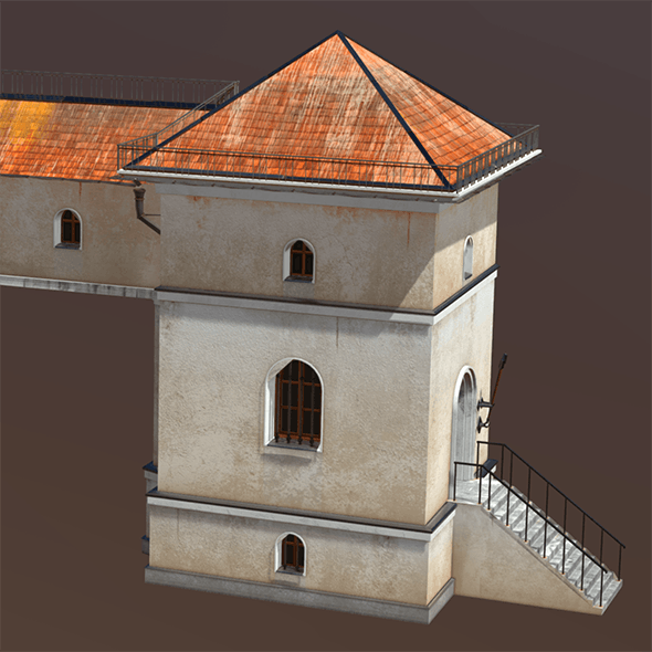 Medieval Fantasy House 5