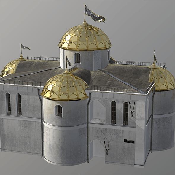 Medieval Fantasy House 8