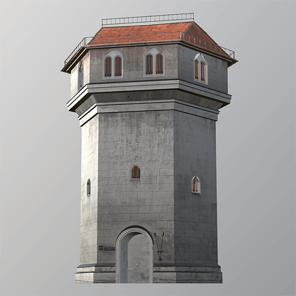 Medieval Fantasy House 11