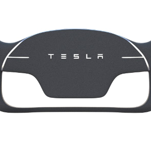 Tesla Roadster Steering Wheel