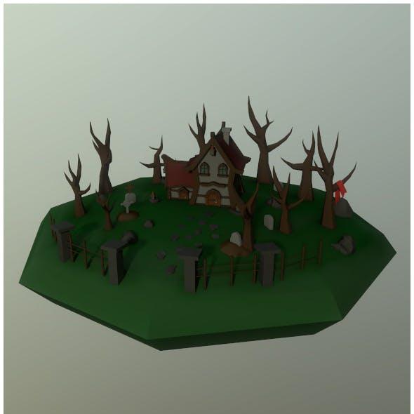 Cemetery House