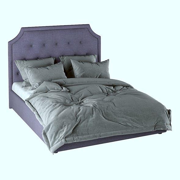 Bed April