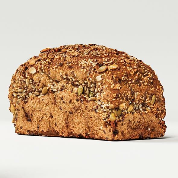 Bread 001 - 3DOcean Item for Sale