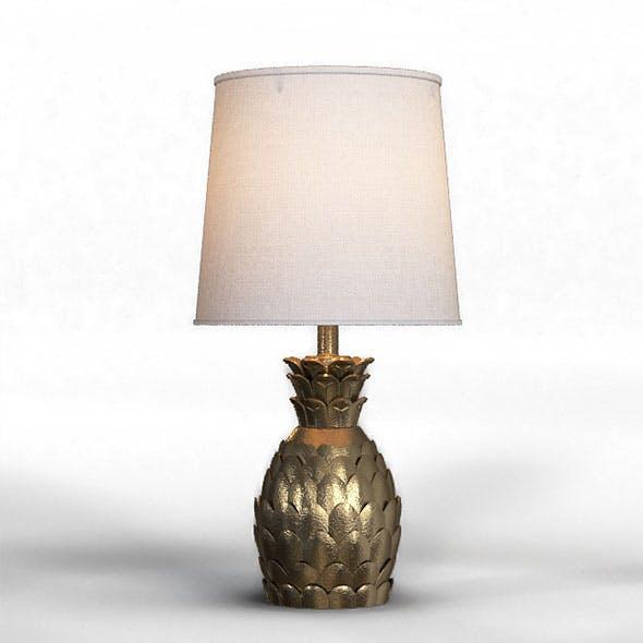 Bryan Table Lamp - 3DOcean Item for Sale