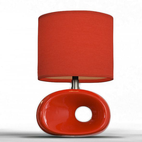McKenna Table Lamp - 3DOcean Item for Sale