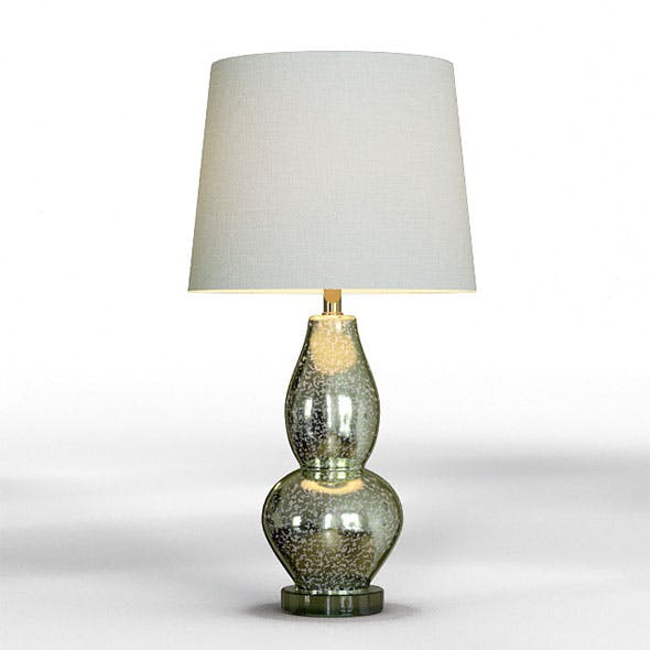 Robeson Table Lamp - 3DOcean Item for Sale